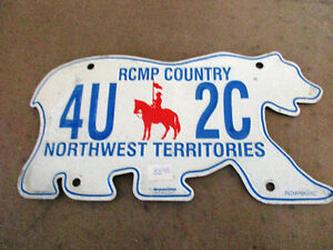 Collectable License Plates Variety to choose from $3.00 and up