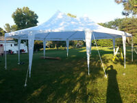 Wedding and event tent