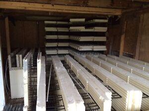 ICF - insulated concrete forms DIRT CHEAP!!!