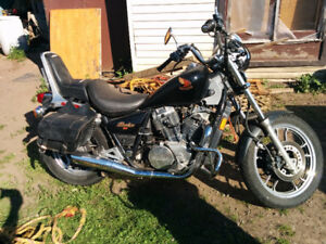 TRADE 2 HONDA SHADOW & UTILITY TRAILER FOR A TRUCK VAN OR SUV