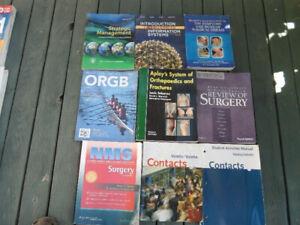 Livre médecine anglais et en Français dictionnaire