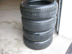 4 pneus 205 55-16 hankook KINERGY GT 12 KLM NEUFFFF