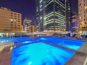 CBD Hotel Double Bedroom>Furnished>Pool>Sauna>Spa>BBQ>22nd Floor Brisbane City Brisbane North West Preview