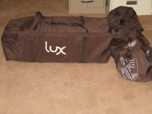 Lux Travel 1st Portable Baby Playpen, Bassinet & Change table