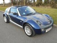 2005 Smart Roadster 0.7 Coupe Coupe Targa 2dr