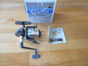 Tres grands moulinet, neuf, Sale/D'ouce, Bluerunner Fishing reel