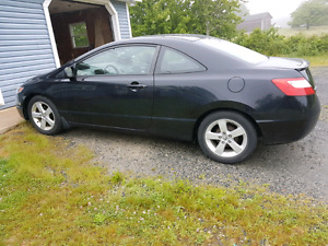 2006 honda civic coupe 5 speed