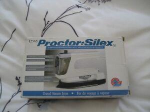 Fer à repasser de voyage à vapeur Protor Silex