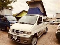 Ford Freda AFT 4 BERTH FULL SIDE CONVERSION 2.5 TD 87K 4wd mazda bongo