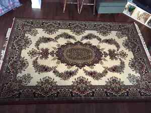 Area rug high quality weave