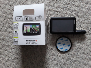 GPS TomTom 1415M Maps of US, CAN & MEX