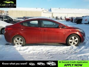 2012 Hyundai Elantra GLS- BLUETOOTH * SUNROOF* HEATED SEATS