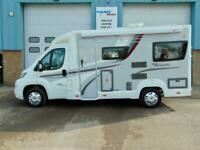 Elddis Accordo 135 Magnum with just the one owner from new DIESEL MANUAL 2016/16