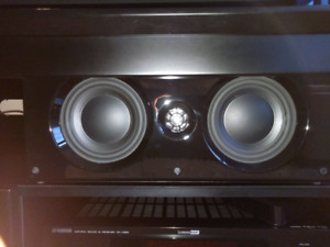 Kefs Home Theater Speakers for sale. O.B.O MUST GO!