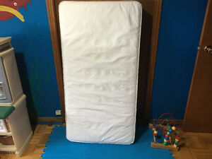 Clean crib mattress