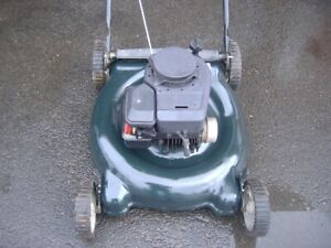 M.T.D. PUSH MOWER 4hp.