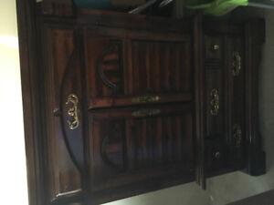 Furniture wardrobe