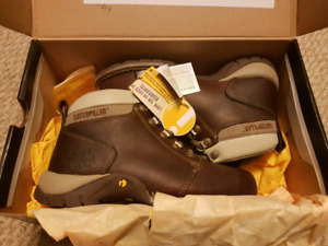 CAT Steel Toe Woman's Mid Cut Boot NEW