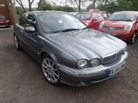 2004 Jaguar X Type 2.0d SE 4dr 4 door Saloon
