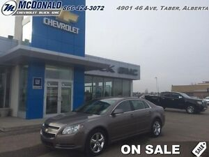 2011 Chevrolet Malibu 2LT   LEATHER! 2.4L ECOTECH! HEATED SEATS!