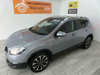 2011,Nissan Qashqai 2.0dCi 4WD auto N-TEC***BUY FOR ONLY £40 PER WEEK***