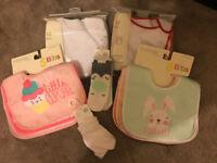 Baby bundle brand new (newborn)