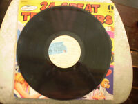 the beatles at the hollywood bowl 33 tour Lp