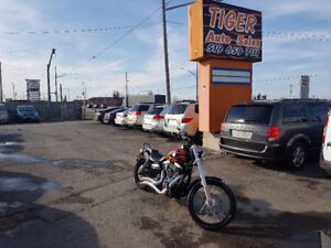 2012 HARLEY DYNA WIDE GLIDE**103 CI**ONLY 25 KMS**VANCE&HINES