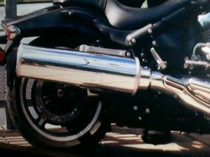 Pipe de Warrior 1700cc 2003   Muffler fait sur tout les Warrior/