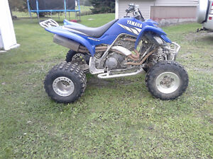 ***** 2004 YAMAHA RAPTOR 660R, REDUCED TO $2600 CASH! *****