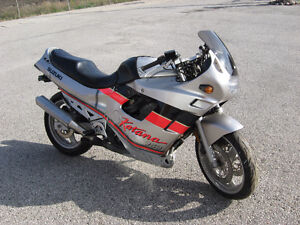 1989 suzuki gsx-750 katana  parts bike