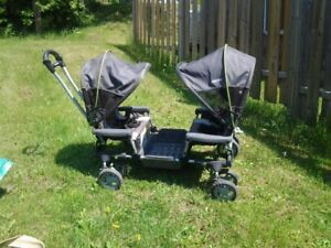Double stroller/wagon