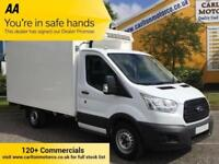 2014/64 Ford Transit 2.2TDCi 350 L2H1 REFRIGERATED BOX VAN