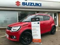 2017 Suzuki Ignis SZ5 DUALJET - NAV Auto Hatchback Petrol Automatic