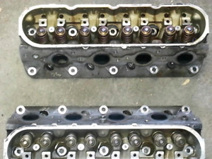 799/243 cylinder heads for sale and other ls parts.