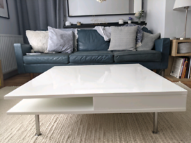 TOFTERYD IKEA coffee table white