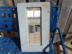 Load Centre/Electrical Panel - used Double D 100 amps