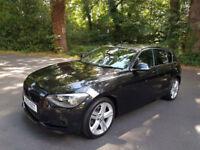 £193.86 PER MONTH - 2013 BMW 120 2.0TD (184bhp ) X DRIVE M SPORT