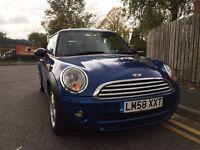 Mini Cooper 1.6D £20/ Year Road Tax