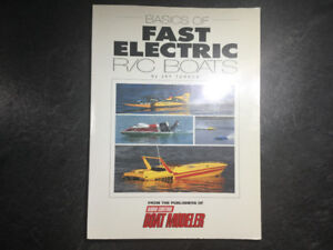 Basics Of Fast Electric R/C Boats by Jay Turner Advanced Tuning