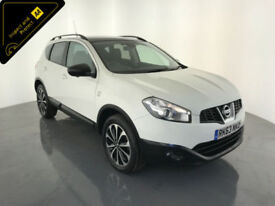 2013 63 NISSAN QASHQAI 360 DCI DIESEL SERVICE HISTORY FINANCE PX WELCOME