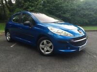 Peugeot 207 1.4 16v 90 SE New Mot 3 Months Warrnaty Cheap Small Car