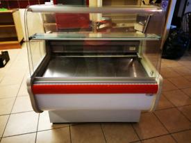 Interlevin catering restaurant cafe refrigerator deli counter