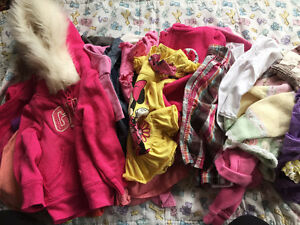Lot of girl clothing, 18-24 mo, 24mo, 2T, 3T sizes