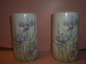 2 x Sadler Flower Vase / Vases