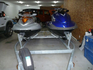 Riva and R&D Yamaha FZS  and RXT 255 low hours
