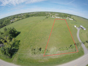 1.53 Acres on St. Peters Road! East Selkirk R0E 0M0
