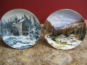 """Discover Canada"" - 12 piece collector series - $120."