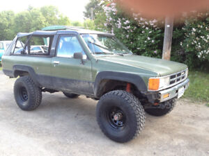 1992-1995 Toyota 4Runner with auto tranny.