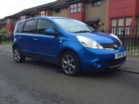 2011 Nissan note 1.5dci
